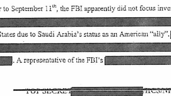 "The 32 Most Important Passages From the Un-Redacted ""Saudi Portion"" of the 9/11 Report"