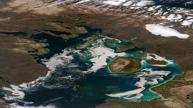 Phytoplankton Thrive In Warmer Arctic Seas