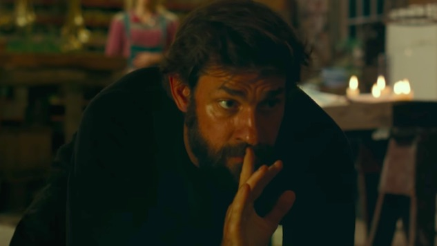 Final Trailer for <i>A Quiet Place</i> Reveals Something Big