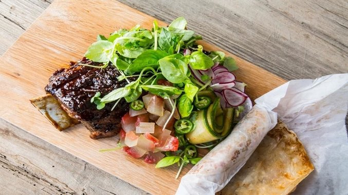 Take Five: Dining in Houston