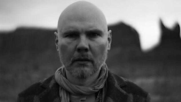 "William Patrick Corgan of Smashing Pumpkins Returns with New Single/Video ""The Spaniards"""