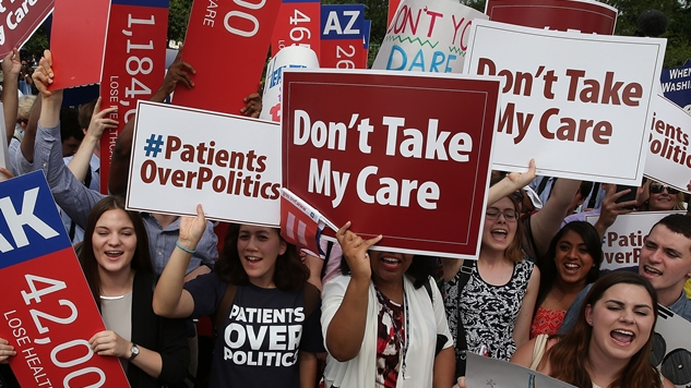 Trump's Executive Order Provides a Spark for the Obamacare Movement