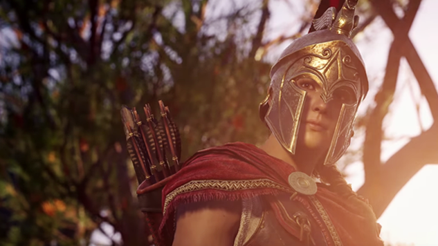 Watch Two New <i>Assassin's Creed Odyssey</i> Trailers from Gamescom