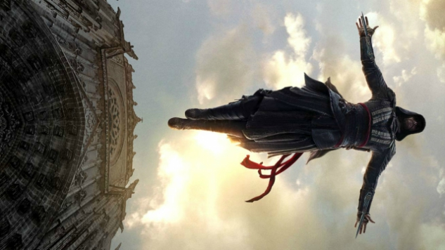 Ubisoft is Working on an <i>Assassin&#8217;s Creed</i> TV Show