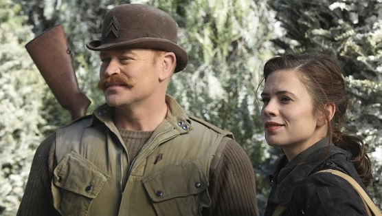 <i>Agent Carter</i> Review: &#8220;The Iron Ceiling&#8221;