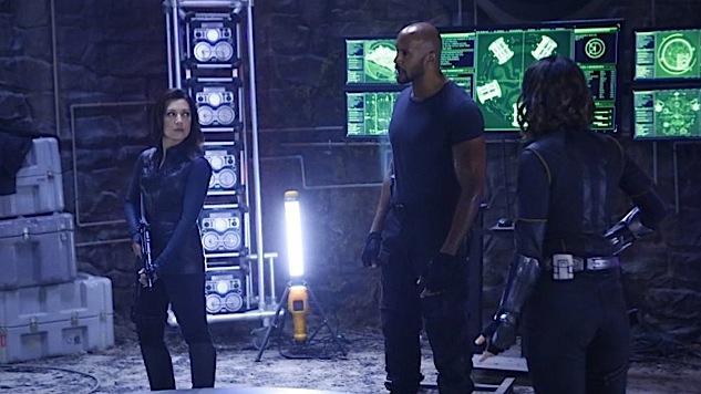 <i>Agents of S.H.I.E.L.D.</i> Review: &#8220;Maveth&#8221;