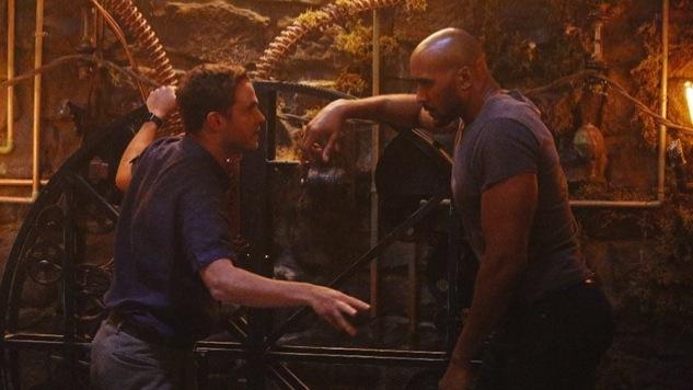 <i>Agents of S.H.I.E.L.D.</i> Review: &#8220;Purpose in the Machine&#8221;