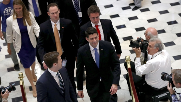Republicans Gleefully Pass the AHCA, Ensuring Misery and Death