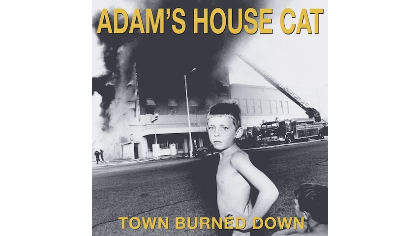 Adam's House Cat: <i>Town Burned Down</i> Review