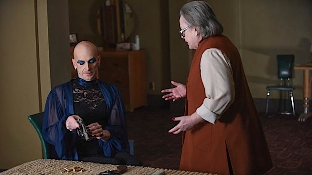 <i>American Horror Story Hotel</i> Review: &#8220;Battle Royale&#8221;