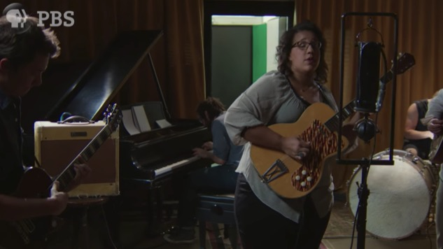 Watch Alabama Shakes Join Jack White to Play a Classic Blues Cover