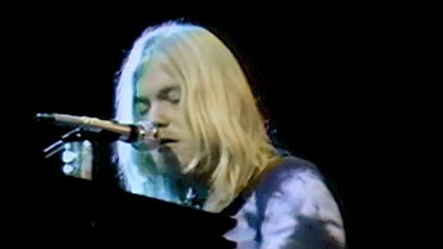 Gregg Allman RIP: Watch This Amazing, Exclusive Allman Brothers Show From 1970
