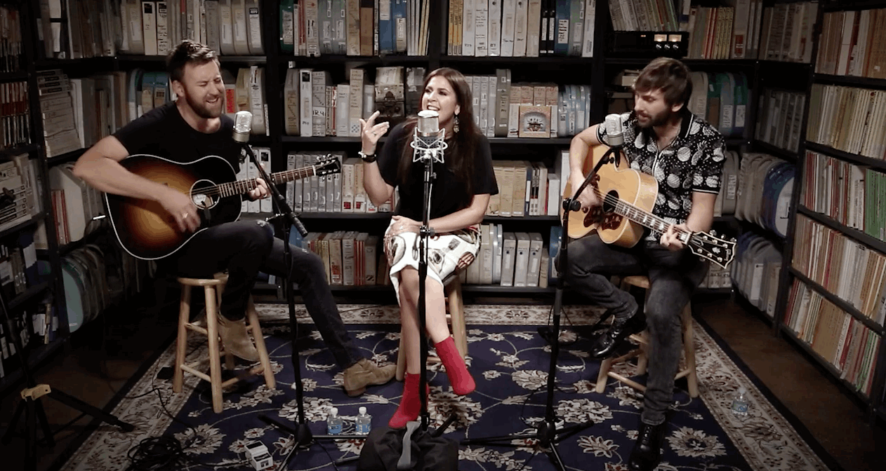 Paste Sessions: Watch Lady Antebellum Play Three New Songs From <i>Heart Break</i>
