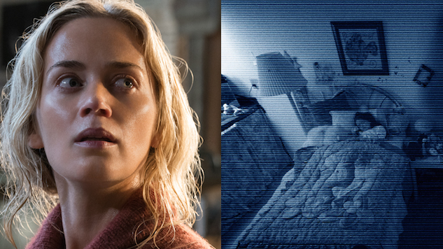 <i>Paranormal Activity</i> and <i>A Quiet Place</i> Sequels Are Coming Your Way