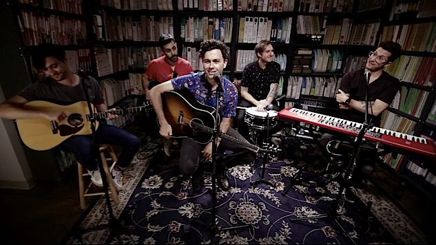 """Watch Arkells' Sparkling Cover of St. Vincent's """"New York"""""""