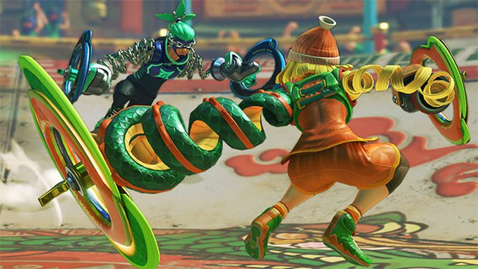 Everything You Need to Know About Nintendo's <i>ARMS</i>