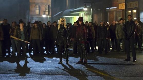 <i>Arrow</i> Review: &#8220;Uprising&#8221;