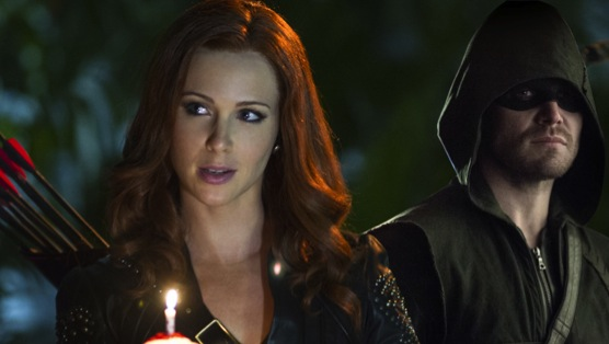 <i>Arrow</i> Review: &#8220;Draw Back Your Bow&#8221;