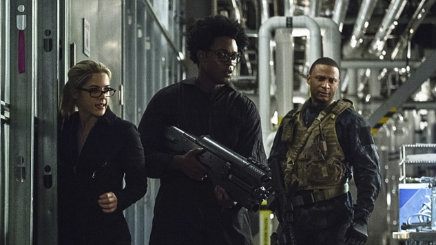 "<i>Arrow</i> Review: ""Lost Souls"""