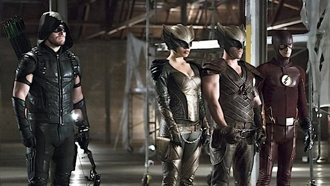 """<i>Arrow</i> Review: """"Legends of Yesterday"""""""
