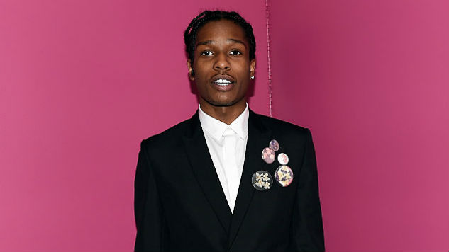 A$AP Rocky Enlists Frank Ocean, Ms. Lauryn Hill, Others on New Album