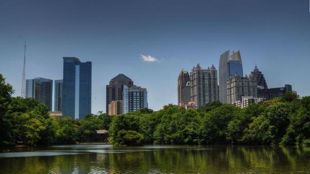 Atlanta is Still Burning
