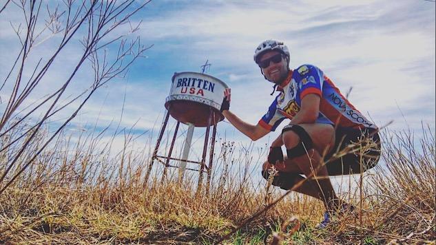 Read Rich Aucoin's Tour Diary as He Bikes Across America: Volume 4