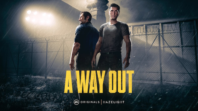 <i>A Way Out</i> Only Requires One Copy for Online Co-op Play