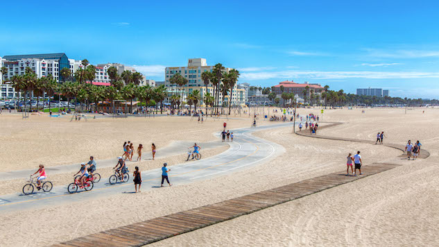 Checklist: Santa Monica