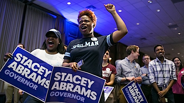 For Stacey Abrams, Turnout Is the Key to Winning the Georgia Governor's Mansion