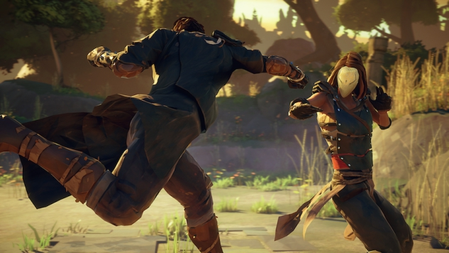 New Martial Arts Game, Absolver, Is Coming to Kick Your Face In