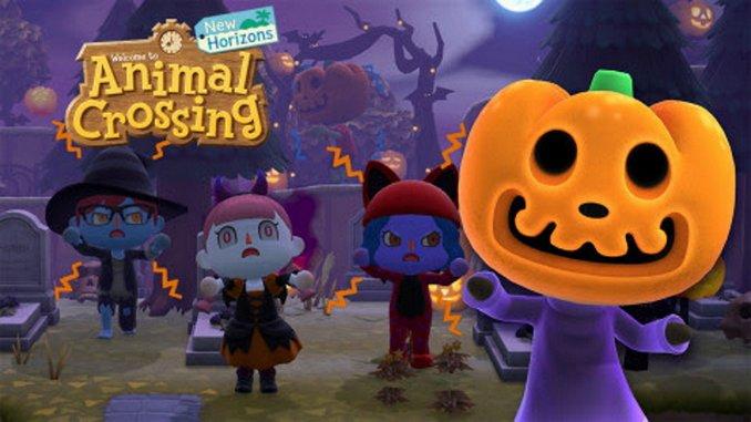 Animal Crossing Halloween Update Brings Pumpkins, Costumes, And More