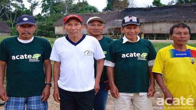 <i>EarthRx</i>: Indigenous People Are Saving the Rainforest Just by Living in It