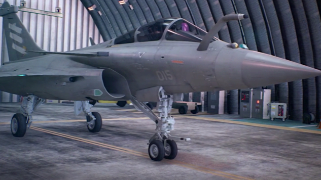 A New Trailer for <i>Ace Combat 7: Skies Unknown</i> Has Officially Taken off