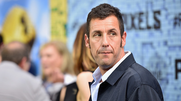Adam Sandler is Generating Legitimate Oscar Buzz After Four-Minute Standing Ovation at Cannes