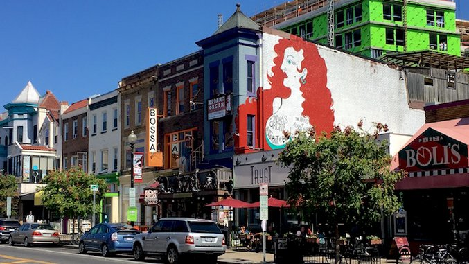 Take Five: Adams Morgan in Washington, D.C.