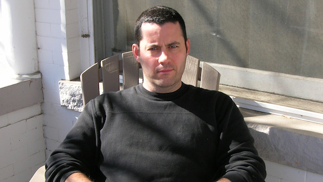 Paramount Signs Seven-Figure Deal with Uber Driver-Turned-Author Adrian McKinty