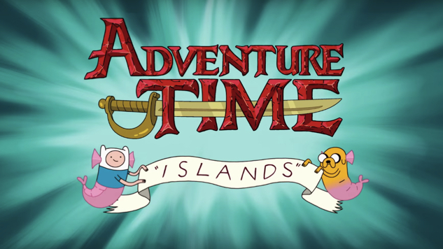 <i>Adventure Time: Islands</i> Miniseries to Debut in January