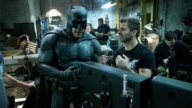 Ben Affleck Confirms He&#8217;ll Direct <i>The Batman</i>
