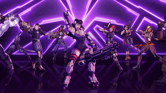 I Want To Be Best Friends With All The Women in <i>Agents of Mayhem</i>