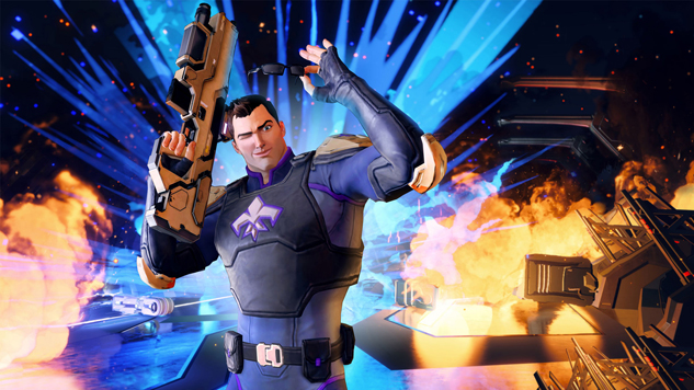 <i>Agents of Mayhem</i> is Volition&#8217;s Single-Player, Open-World Take on the Hero Shooter
