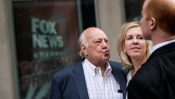 Fox News Is Being Investigated by the Feds