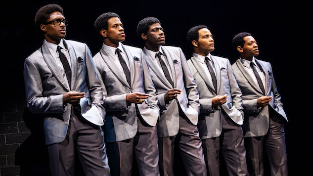 The Temptations Broadway Musical Cast, Key Art Revealed