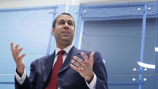 Pressing Delete On 'Net Neutrality' As Head Of FCC Plans Repeal Vote