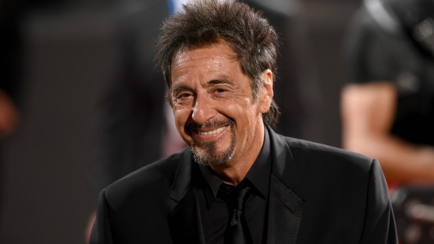 al pacino explains how he managed to play a 39 year old mobster in