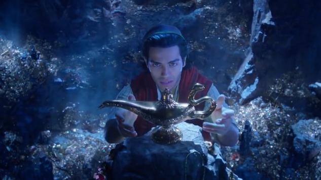 See the First Teaser Trailer for Disney's Live-Action <i>Aladdin</i>