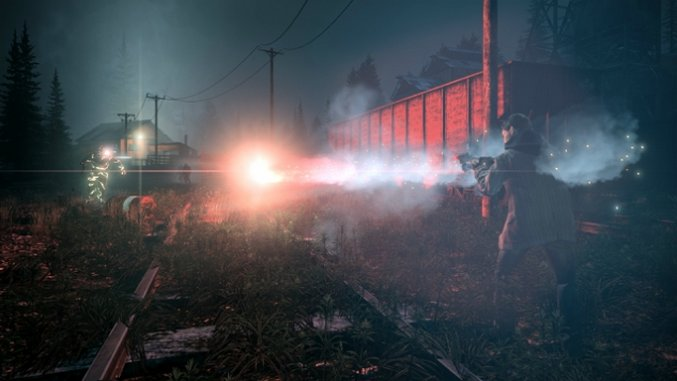 <i>Alan Wake</i> is 90 Percent Off on Steam This Weekend Before It&#8217;s Gone Indefinitely