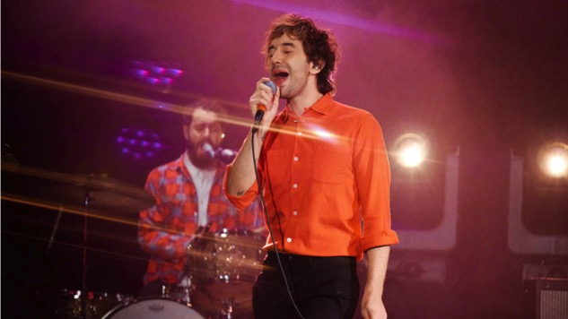 """Watch Albert Hammond Jr. Debut New Single """"Set to Attack"""" on <i>The Late Late Show</i>"""