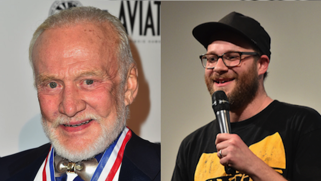 Impressive SXSW Speaker Lineup to Include Buzz Aldrin, Seth Rogen, Julia-Louis Dreyfus, More