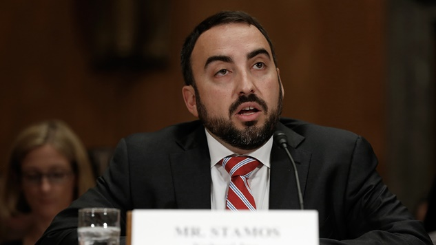 Facebook Positions Data Security Chief Alex Stamos as a Scapegoat as He Prepares His Exit